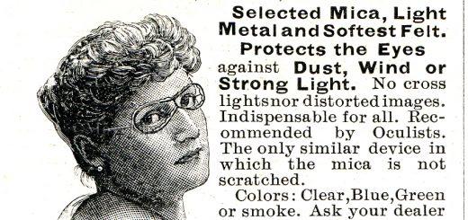 Very Vintage Pre-Aviator Sunglasses. Vintage Eyewear!