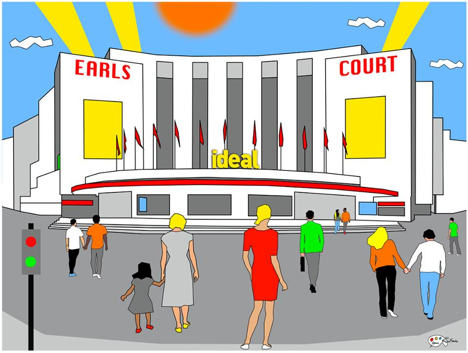 Earls Court IDEAL (2014)
