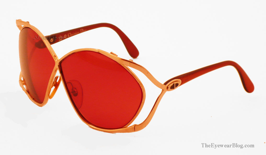Christian Dior model 2056 Sunglasses look good from almost every angle.