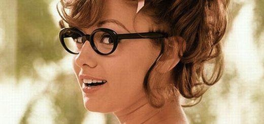 Fran Gerard Playboy Playmate Eyeglasses Glasses Cover