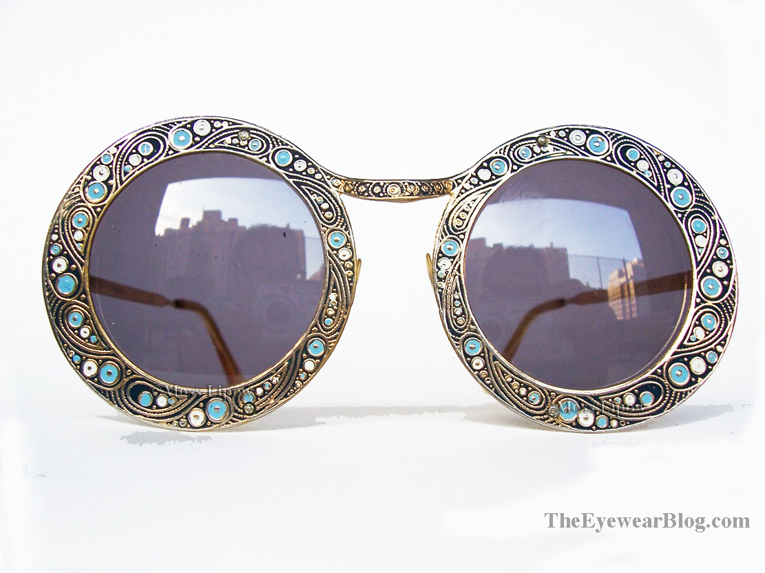 Christian Dior Sunglasses... By Tura, not Optyl! | The Eyewear Blog