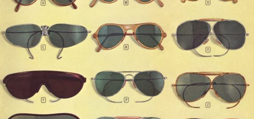 Various military sunglasses looking for a civilian home.