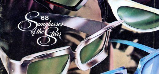 1968 Foster Grant Sunglasses Catalogue Cover