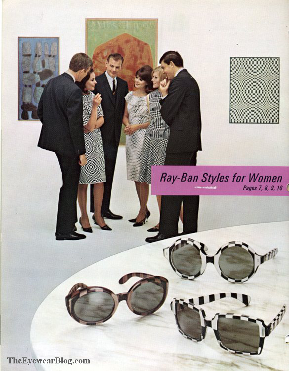 Ray Ban 1966 Catalogue 2