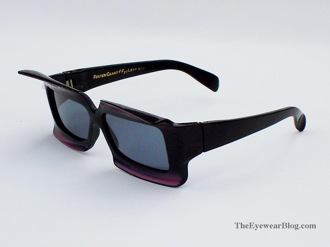 Vintage Foster Grant Sunglasses Circa 1968.