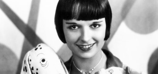 Louise Brooks has helped popularize the bob for 90 years.   This photo dates from 1927